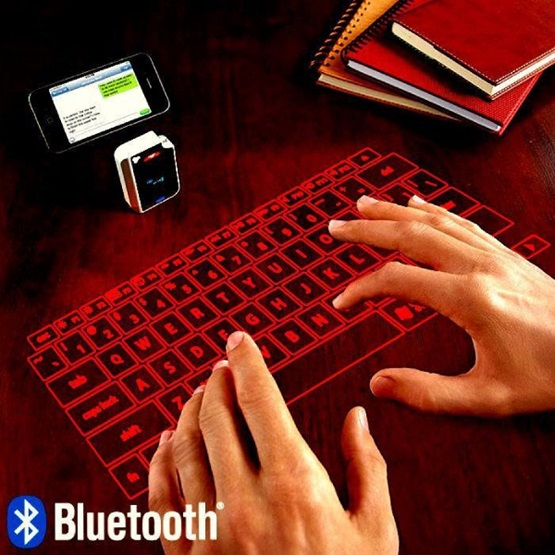 laser bluetooth keyboard proj3