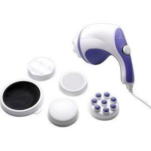 Συσκευή Μασάζ Τόνωσης – Χαλάρωσης – Αδυνατίσματος – Εκγύμνασης για όλο το Σώμα – Massage & Relax Spin Tone