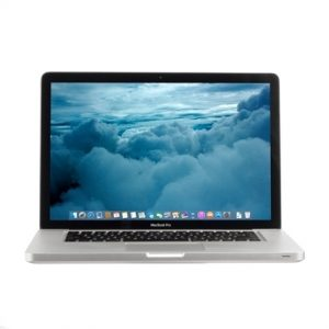"MacBook Pro 15"" (Glossy) 2.2 GHz i7 (Late 2011)"