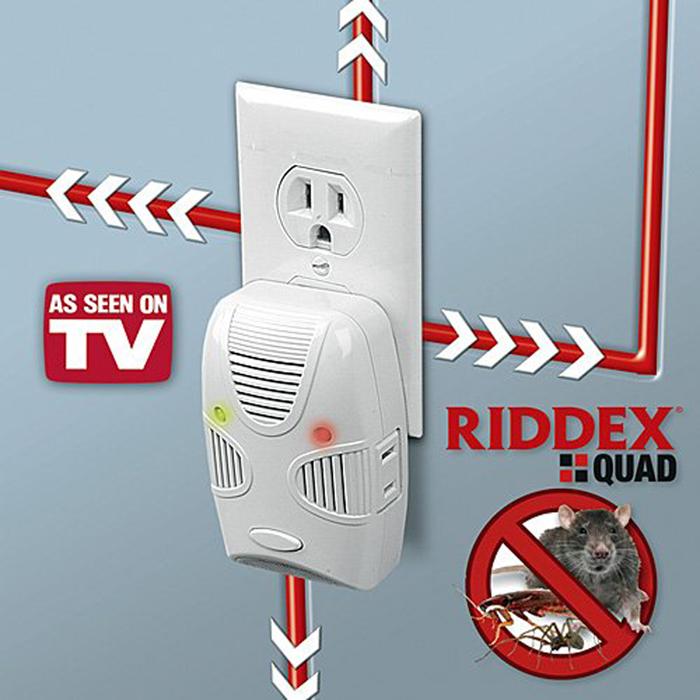 RIDDEX QUAD 5
