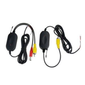 Wireless Video Transmitter Receiver Kit For Car Monitor