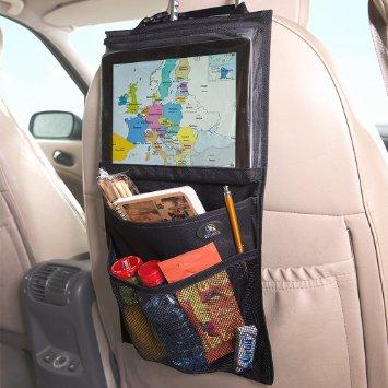 back seat media organizer 2