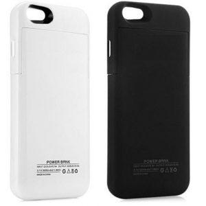Φορητή Επαναφορτιζόμενη Μπαταρία Θήκη iPhone 6 Plus (5.5) 5000mAh