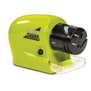 Ηλεκτρικό Ακονιστήρι Κουζίνας για Μαχαίρια και Ψαλίδια - Swifty Sharp