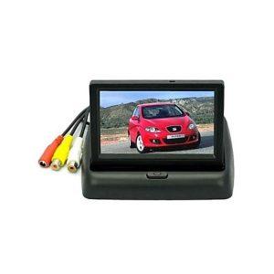 Κάμερα Οπισθοπορείας Αυτοκινήτου με Έγχρωμο TFT Μόνιτορ 4,3'' OEM CRVS43a