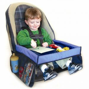 play n snack tray
