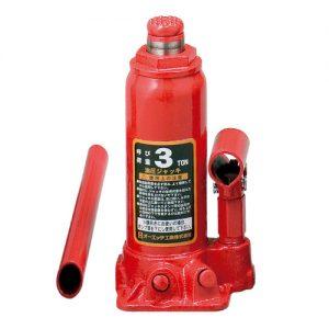 Υδραυλικός Γρύλος Ανύψωσης Μπουκάλας 3 Τόνων
