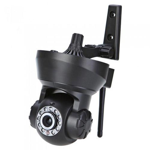Ασύρματη Ρομποτική IP WiFi:Ethernet Κάμερα Pan:Tilt με Νυχτερινή Λήψη EasyN 7951 2