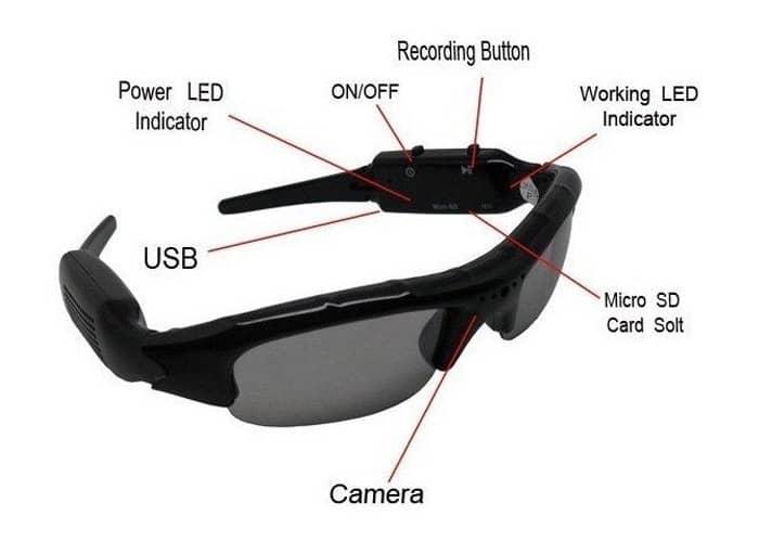 b58c6f8411 ... Action Spy Camera SunGlasses Γυαλιά Ηλίου Κρυφή Κάμερα Καταγραφικό OEM.  sunglasses-spy-2 · sunglasses-spy-1