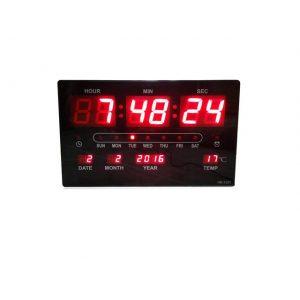 Μεγάλο Ψηφιακό Ρολόι-Πινακίδα Led Με Θερμόμετρο κ Ημερολόγιο OEM HB3320 62bc35a4129