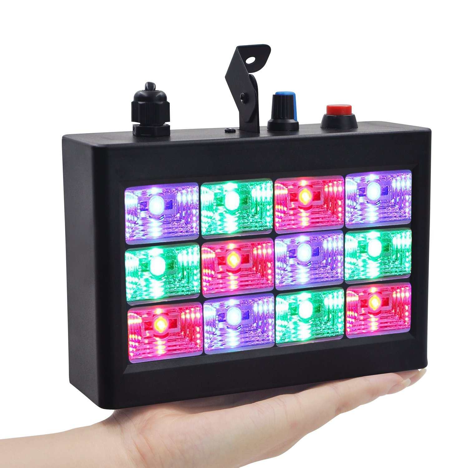 Dj rgb led dance studio light YX-043a