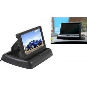 Anadiploumeni Othoni Aftokinitou TFT-LCD Monitor 4.3