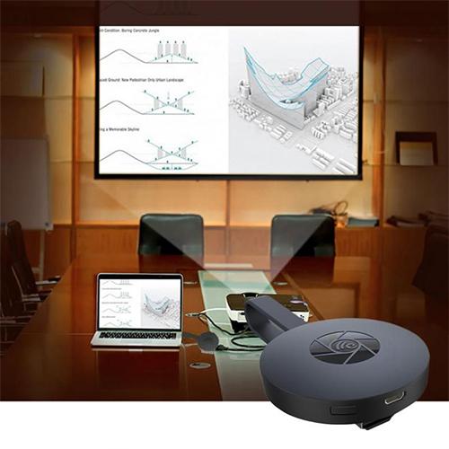 Antaptoras Sindesis Smartphone me TV – WiFi Dongle MiraScreen me HDMI 2