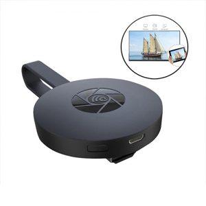 Antaptoras Sindesis Smartphone me TV - WiFi Dongle MiraScreen me HDMI