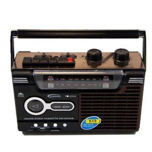 Forito radiokasetofono - magnitofono cassette USB-SD Mp3 Player, Revmatos - Mpatarias