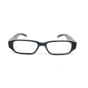 HD gialia oraseos me krifi kamera kai mikrofono - SPy camera glasses 720p DVR-5VM