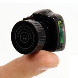 Mini Vinteokamera Camcoder - Tiny DV Action 5