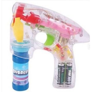 Oplo gia sapounofouskes - flash bubble gun