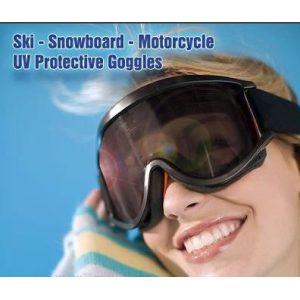 Prostateutika gialia - maska gia skier kai motosikletistes -ski UV Goggles