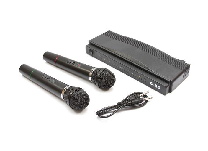 karaoke me 2 mic WVNGR C-05A1