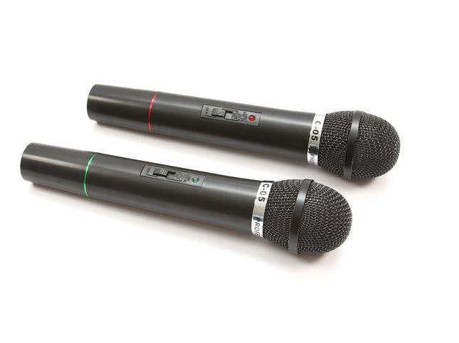 karaoke me 2 mic WVNGR C-05A2