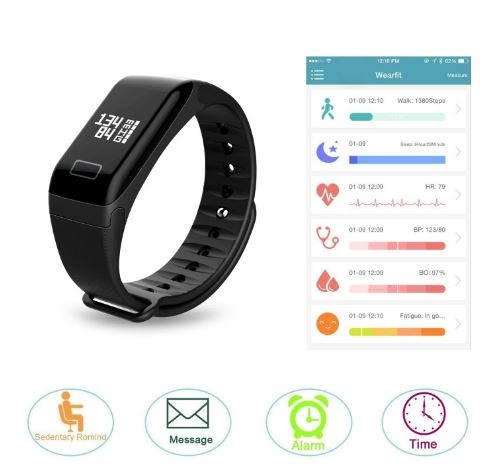 Adiavroxo roloi Smart Watch Athlisis Activity Tracker 1
