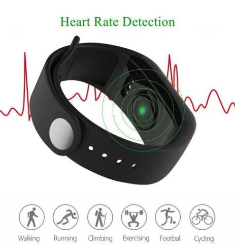 Adiavroxo roloi Smart Watch Athlisis Activity Tracker 2