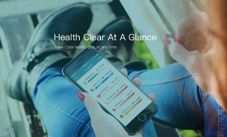 Adiavroxo roloi Smart Watch Athlisis Activity Tracker 5
