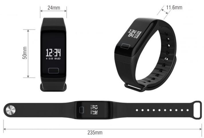 Adiavroxo roloi Smart Watch Athlisis Activity Tracker 9
