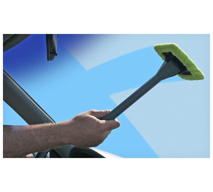 Katharistiko me mikroines gia parmpriz tou aftokinitou – Handy windshield wiper 1