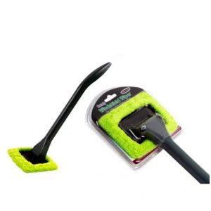 Katharistiko me mikroines gia parmpriz tou aftokinitou - Handy windshield wiper