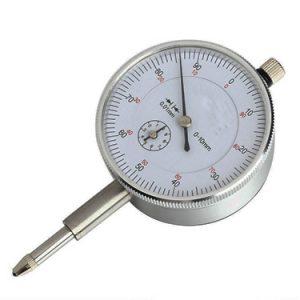 Mikinsiometro Dial Gauge Indicator me evros 0-10mm & anagnosi 0,01mm