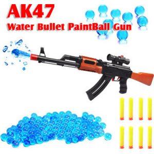 Water Bullet PaintBall Gun AK47 a