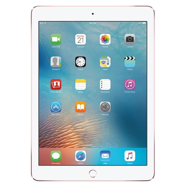 Apple iPad Pro 9.7 WiFi 128GB Rose Gold Tablet 1