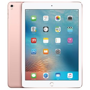 Apple iPad Pro 9.7 WiFi 128GB Rose Gold Tablet