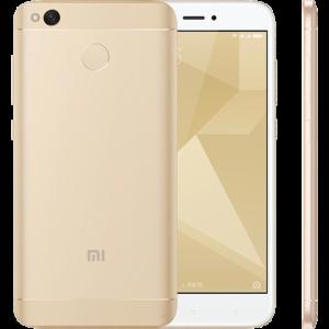 Xiaomi Redmi 4X (32GB) Dual Gold EU