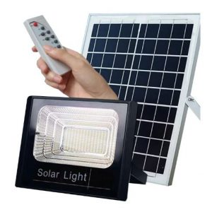 adiavroxos iliakos provoles 60W me fotovoltaiko panel tilekontrol kai xronodiakopti