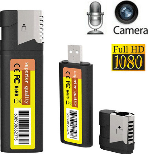 krifi kamera full hd katagrafiko anaptiras piraktoseos m8 – mini dvr spy camera lighter