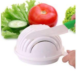 mpol efkolis kopis laxanikon kai frouton - salad cuttel bowl 1
