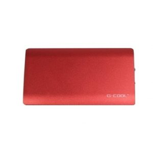 Ultra Thin Power Bank 9.000mAh 2,1A - bataria fortistis G-COOL GC-TS02