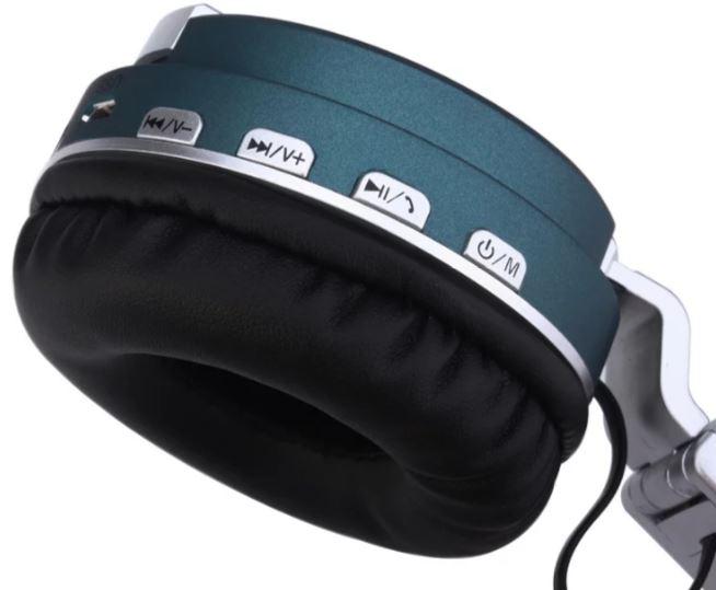 asirmata on earakoustika bluetooth handsfree me aux, sd, fm & mikrofono 1