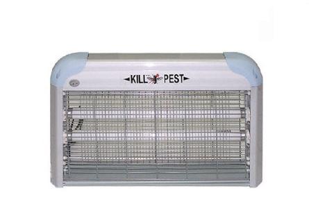 ilektriko entomoktono 2 x 10 Watt Pest Killer MD-20WA