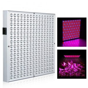 Fotistiko LED Panel anaptiksis fiton full spectrum lampa thermokipiou