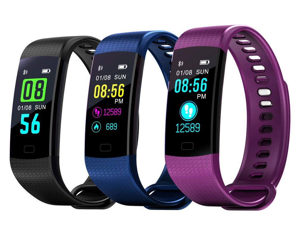 Αδιάβροχο Βιομετρικό Αθλητικό Ρολόι Smart Watch με Πιεσόμετρο ... 82f2bb852f4