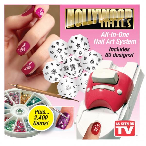 Hollywood nails main 1