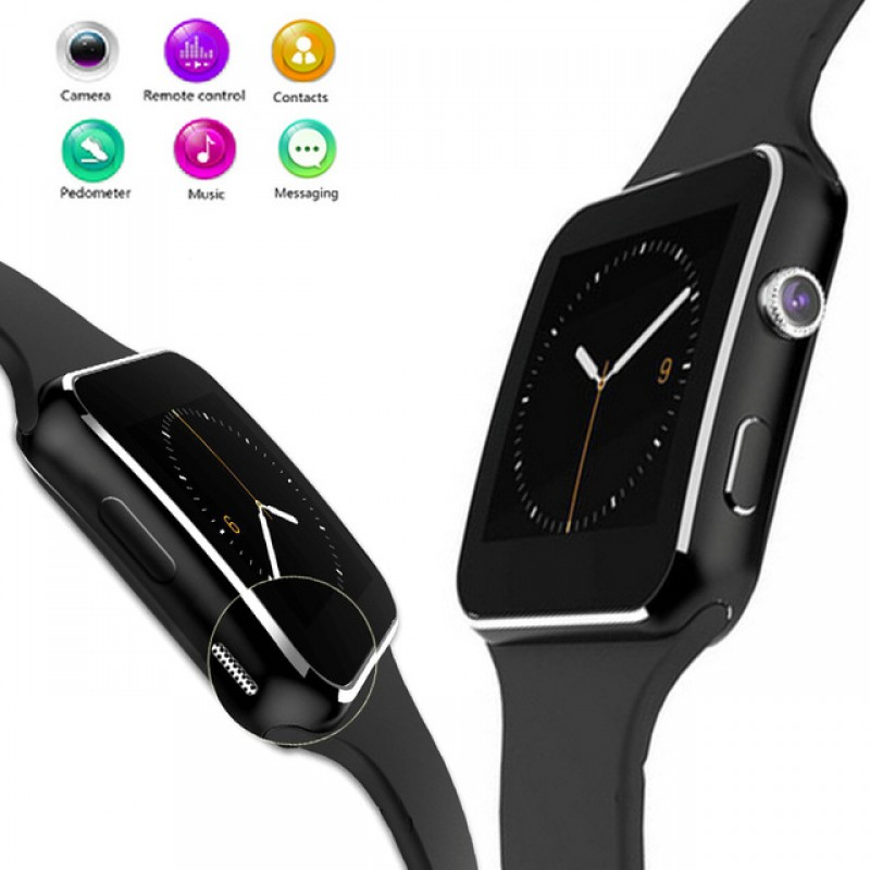 SmartWatch X6 MAIN