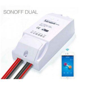 SonOff dual main