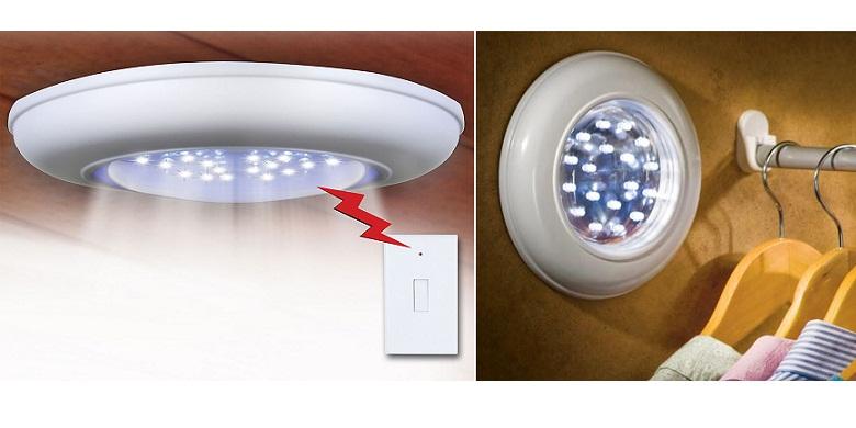 light led remote