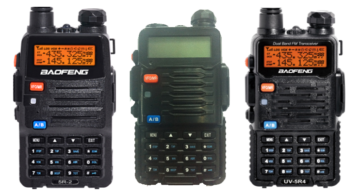 Baofeng UV-5R MAIN 1
