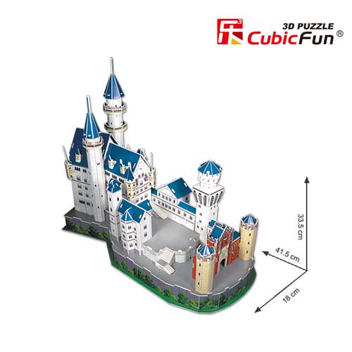 Neuschwanstein Castle 98pcs MAIN